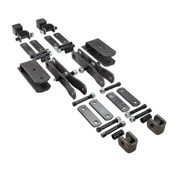 45mm Tandem Shackle kit