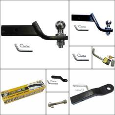 Tow Hitch   Receiver Bar