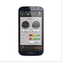 Smartphone Caravan Battery Telemetry