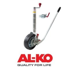 250mm Alko Jockey Wheels