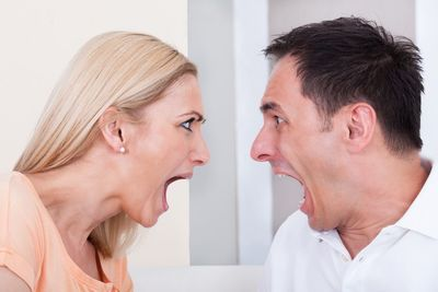 constant bickering in marriage