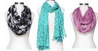 Women's Scarves as low as $3.50 at Target (Reg. $7.50 or ...