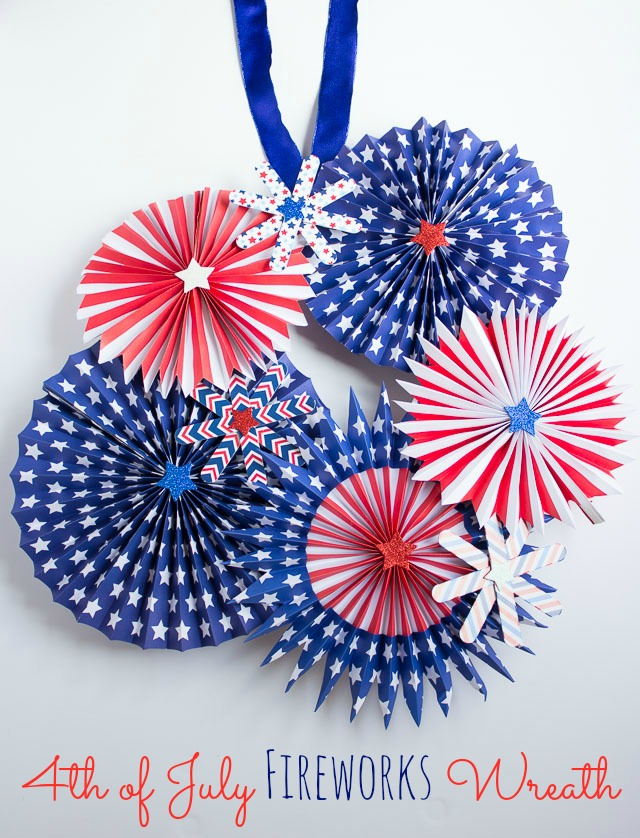4th of July Front Porch Ideas
