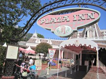 Disneyland Plaza Inn Restaurant