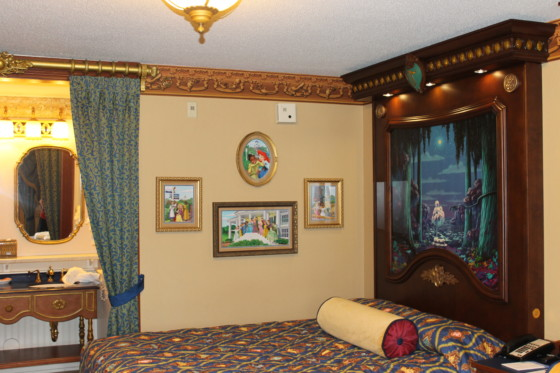 5 Best Themed Rooms At Walt Disney World Resorts
