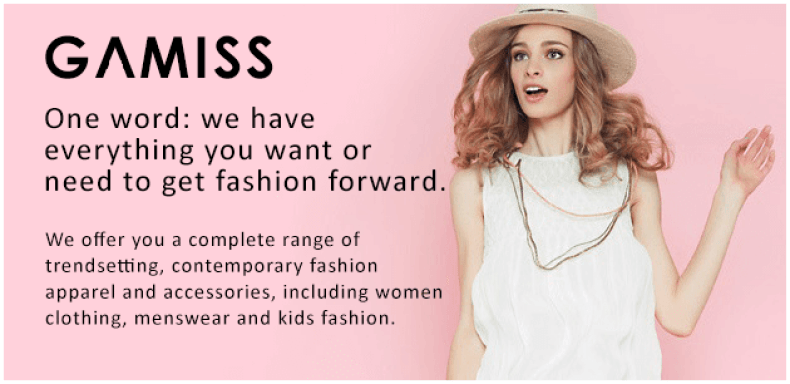 gamiss women dresses