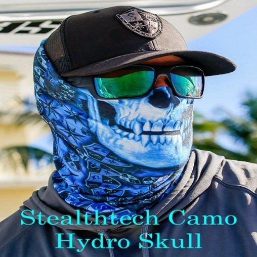 Stealthtech Camo _Hydro Skull