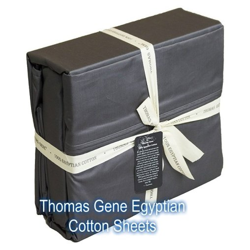 Thomas Gene luxury Egyptian Cotton Sheets