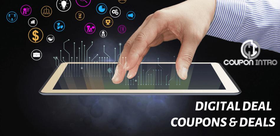 digital deal coupon and deals