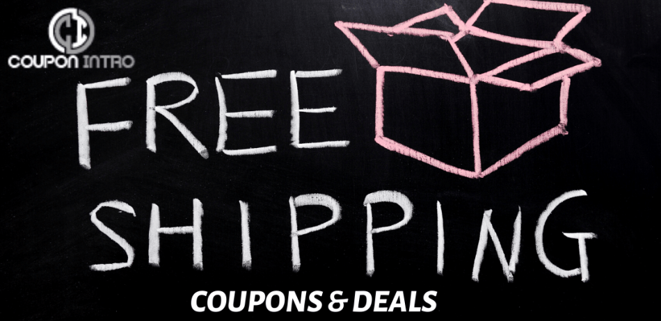 free shipping coupon and deals