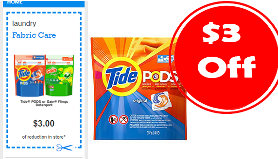 photo about Gain Coupons Free Printable referred to as $3 off Tide Revenue Print Coupon Presently! - CouponMom Weblog