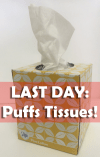 Puffs Tissues Coupons