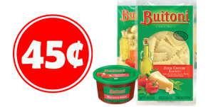 Buitoni Pasta 45 cents