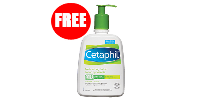 image about Cetaphil Coupons Printable named CVS: Cost-free Cetaphil Lotion--Specifically PRINT COUPON - CouponMom Blog site