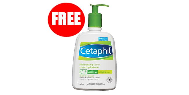 Cvs Free Cetaphil Lotion Just Print Coupon Couponmom Blog