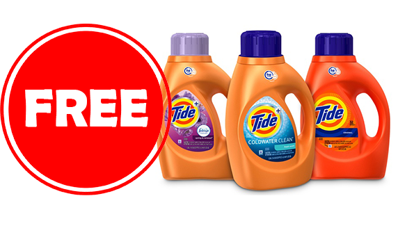 coupons tide laundry detergent