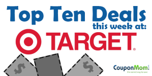 Top 10 deals at Target this week