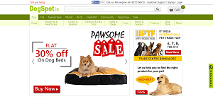 DogSpot.in Pet Supplies Store Discount Coupon