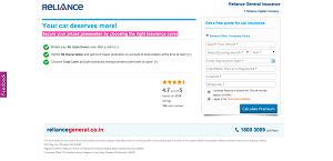 Retain No Claim Bonus Even after a Claim Reliance Car Insurance Policy