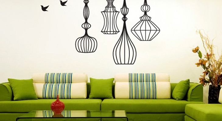 5 Cool Ways To Decorate A Single Wall In Your House The Royale