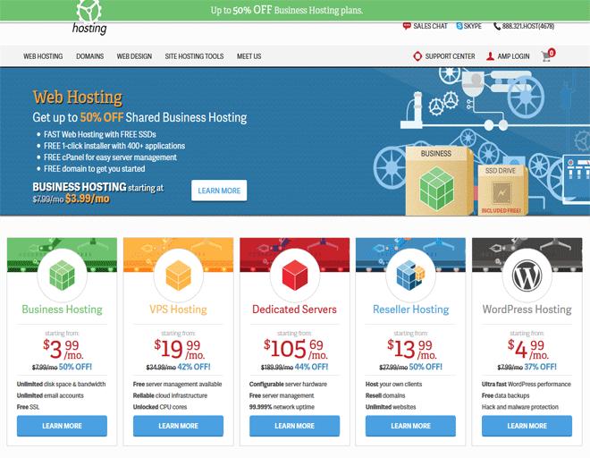 Europe top buy Inmotionhosting hosting Providers + buy Domain: Web Hosting Services
