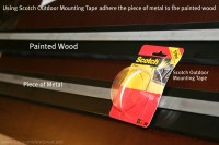 Magnetic Strip For Wall  acidproof