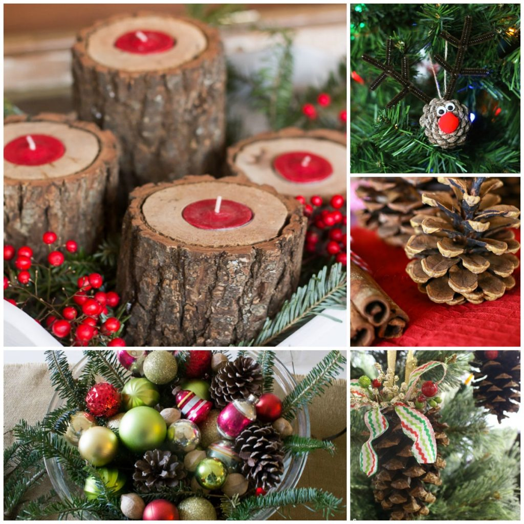 How To Make Natural Christmas Decorations
