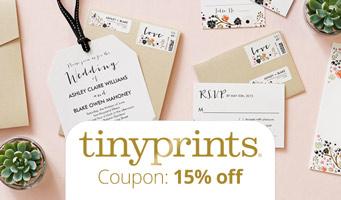 tiny prints coupon code