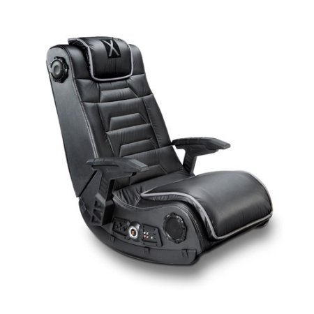 walmart game chairs x rocker ergonomic chair uplift video pro series h3 4 1 wireless audio gaming take your to the next level with 51259 has four speakers more than