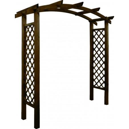 arche de jardin en metal easy arch
