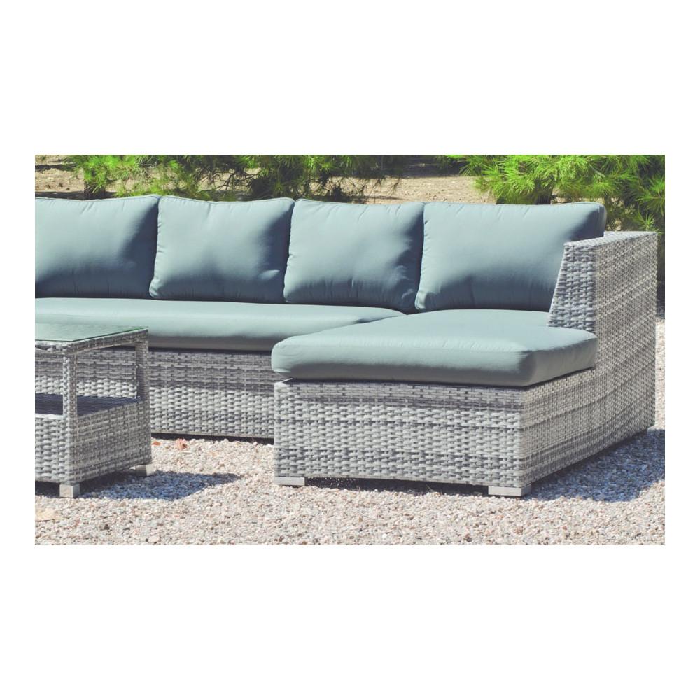 d angle 5 places mobilier de jardin