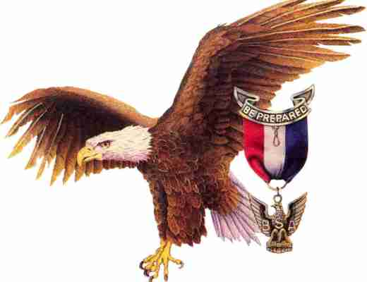 Eagle Scout - Greatest Accomplishment - To Succeed you need the 3 D's