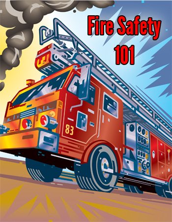 Fire safety 101 facts about fire home fire safety for Facts about house fires
