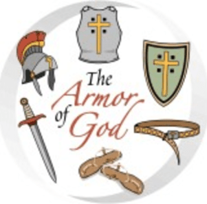 Armor of God by Clker.com
