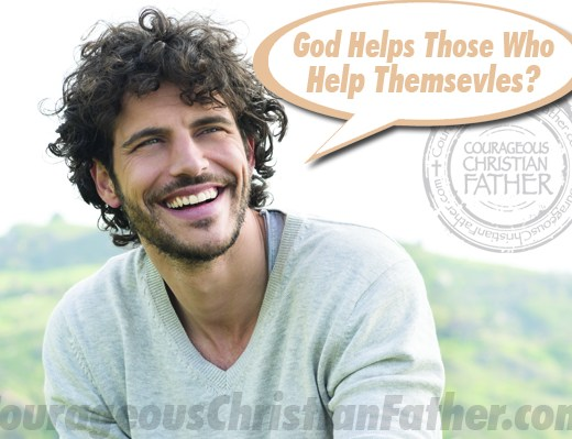 God Helps Those Who Help Themselves?