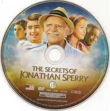 The Secrets of Jonathan Sperry DVD image