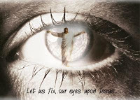 Our Eyes on Jesus image from Daily Jesus Now
