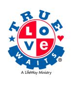 True Love Waits logo