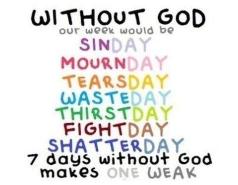 without God Image