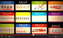 Screen shot of Hello, My Name Is