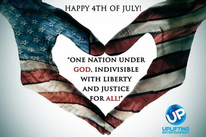 One Nation Under God …