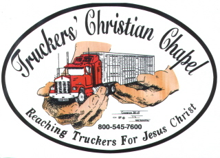 Truckers Christian Chapel Ministries logo