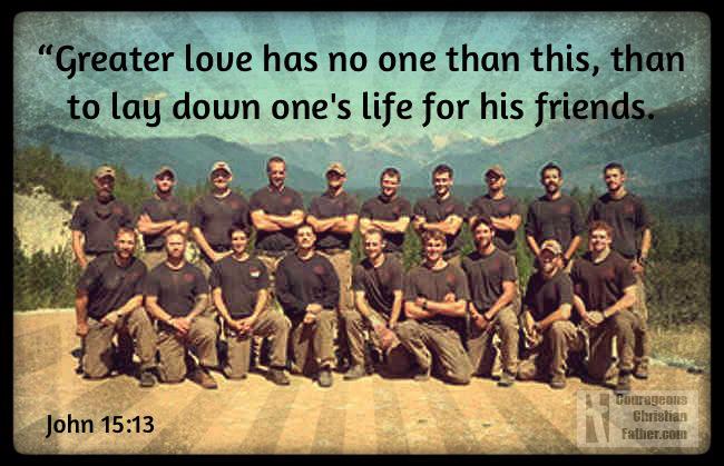 In Memory of the Fallen Firefighters of Arizona