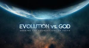 Evolution vs God movie
