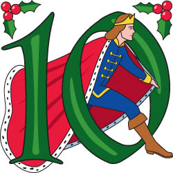 Tenth Day of Christmas