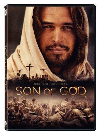 Son Of God DVD Spine