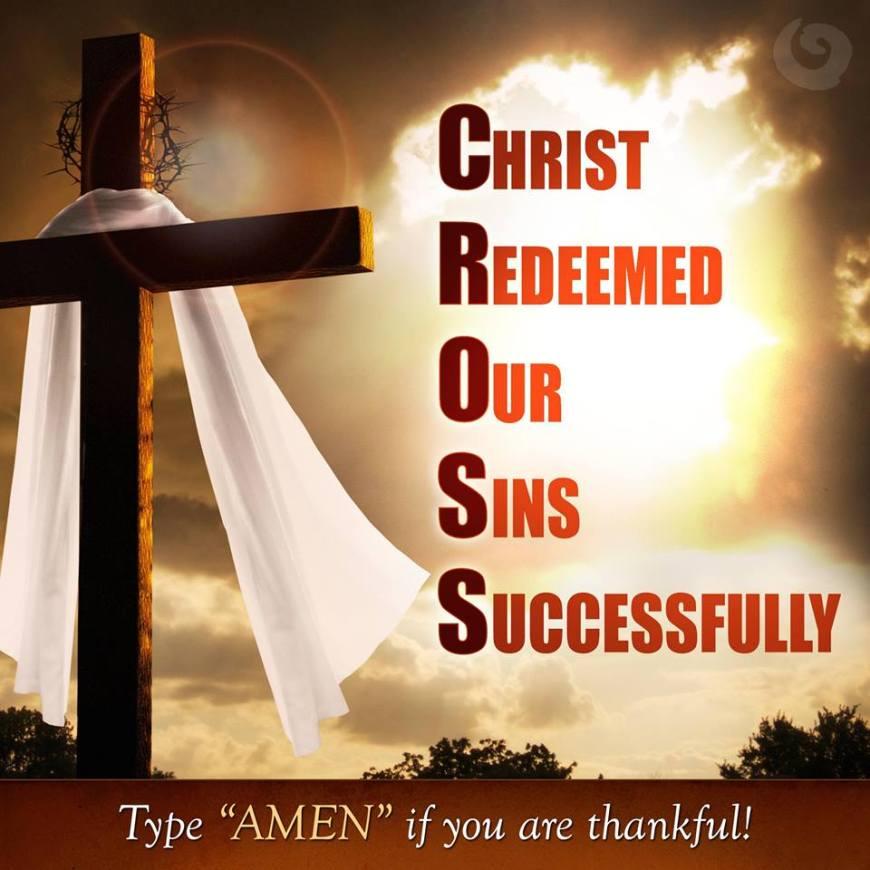 Cross Acronym Image
