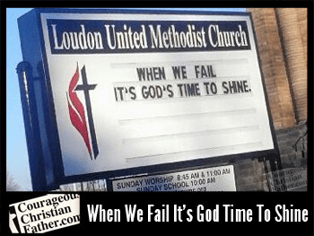 Loudon United Methodist Church - Church Sign - Submitted by Sherry Bennett