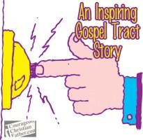 inspiring gospel tract story