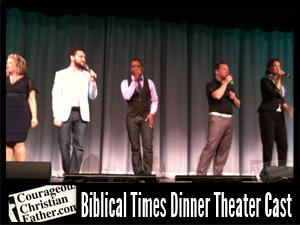 Bliblical Times Dinner Theater - Cast